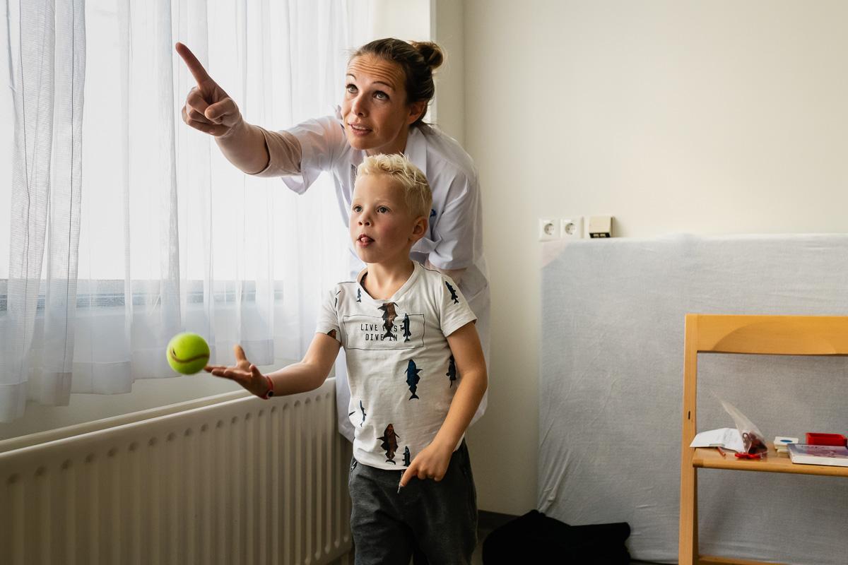 Project Hartekind, oefeningen WKZ, familie fotografie Sandra Stokmans Fotografie