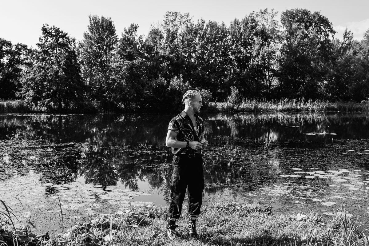 Day in the Life van Skip Boekhorst, documentaire familie fotografie, Project Hartekind, Sandra Stokmans Fotografie