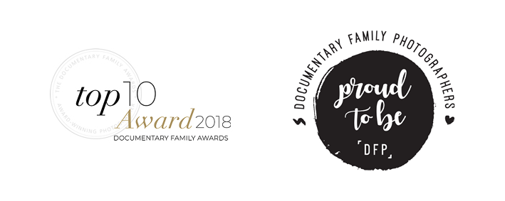 Sandra Stokmans Fotografie-documentary family award-DFP-logos