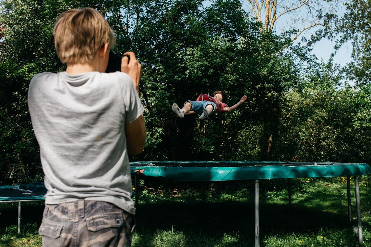 Cursus fotograferen voor kinderen bij Sandra Stokmans Fotografie, foto door Christie Agema Fotografie