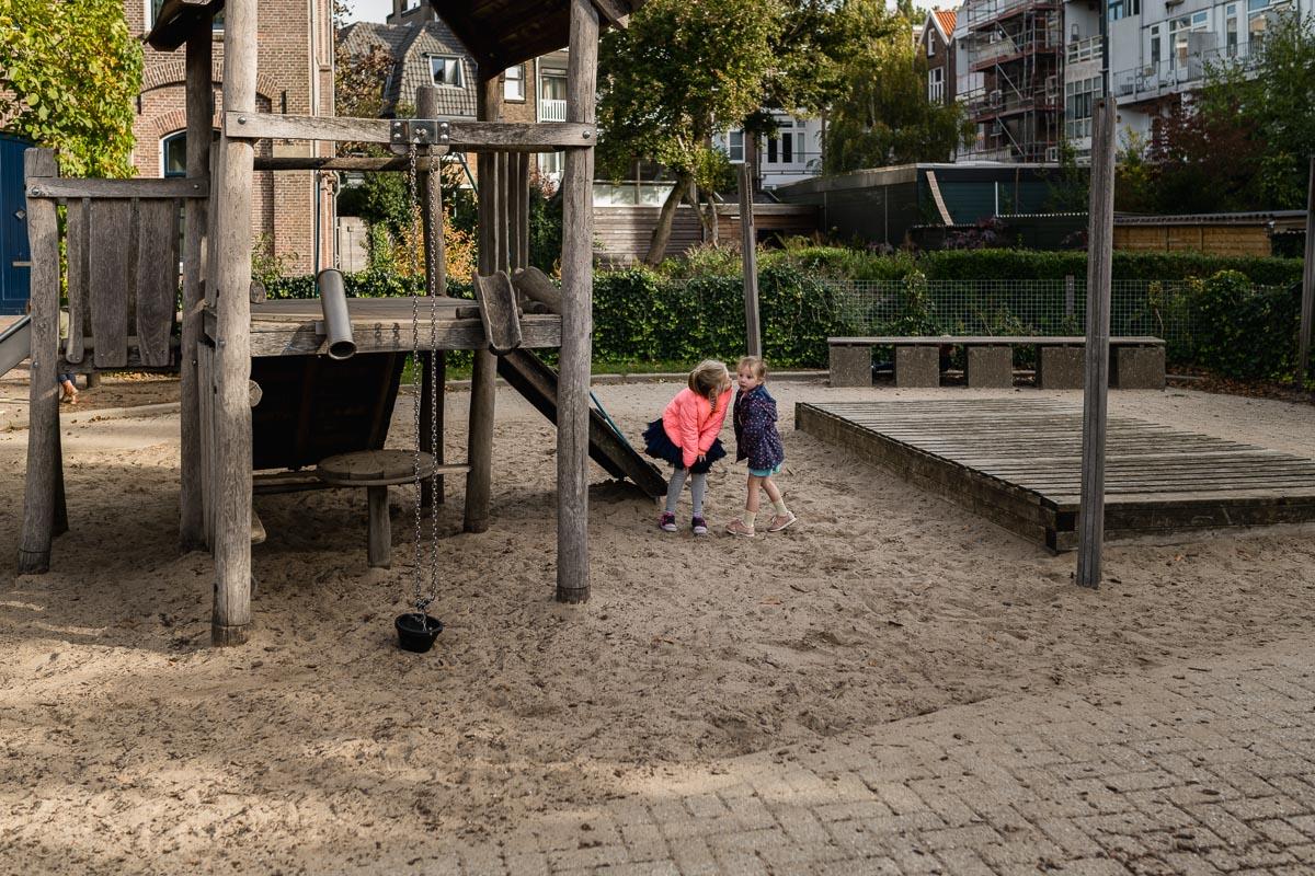 De pauze op school tijdens Day in the Life Rotterdam voor Project Hartekind, foto door Sandra Stokmans Fotografie