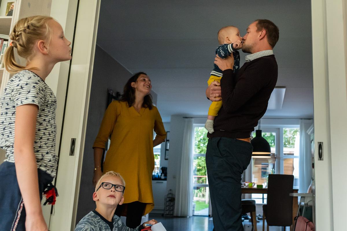 Project Hartekind, jongetje met Hypoplastisch linkerhartsydroom (Hlhs), Sandra Stokmans Fotografie