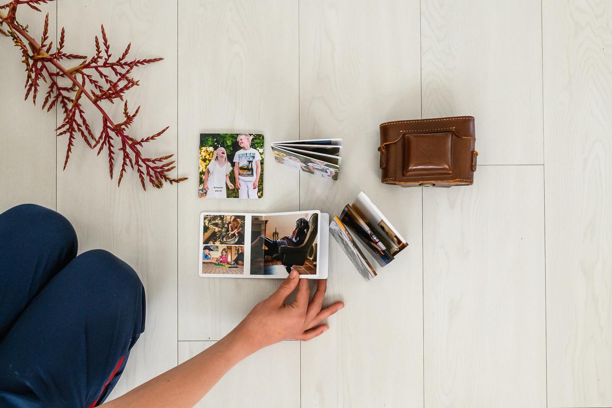 Fotoproduct - foto cadeau - mini-fotoalbum