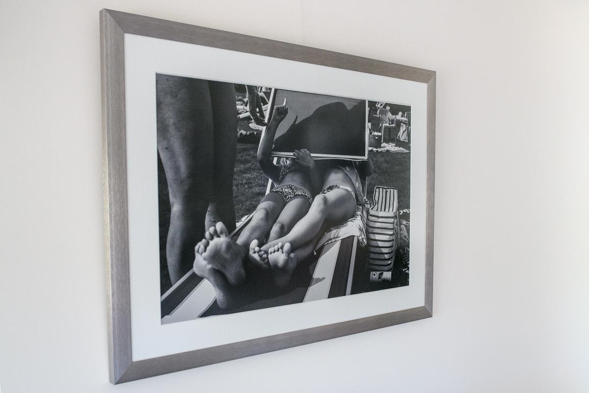 Sandra's favoriet fotoproduct Museum Print ingelijst in aluminium lijst met hoogwaardig ontspiegeld glas , luxe wandproduct